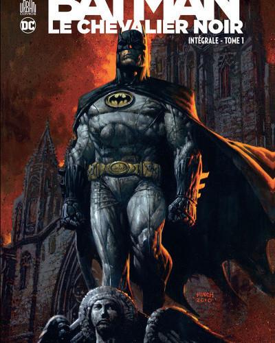 Batman le chevalier noir - intégrale tome 1
