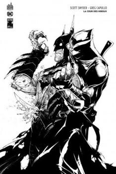Batman : La cour des hiboux b&n 80 ans