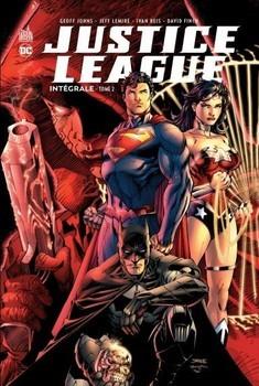Justice League intégrale T2
