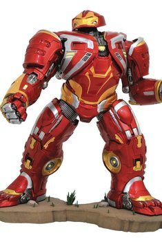 MARVEL GALLERY AVENGERS 3 HULKBUSTER DLX PVC FIG (O/A)