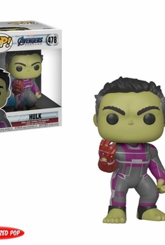 Marvel Pop Avengers Endgame Hulk Oversized