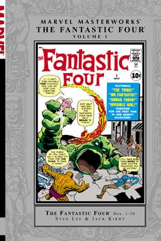 Les quatres fantastiques Masterworks Volume 1
