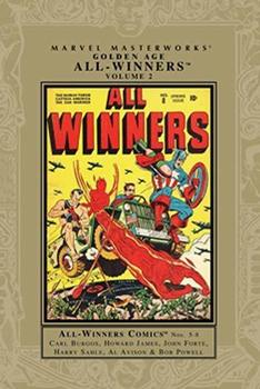 Marvel Masterworks Golden Age All Winners Comics Volume 2