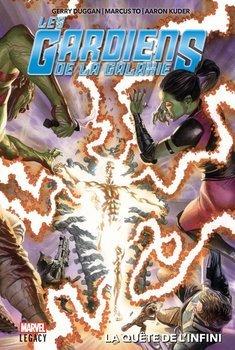 Marvel Legacy : Les Gardiens De La Galaxie