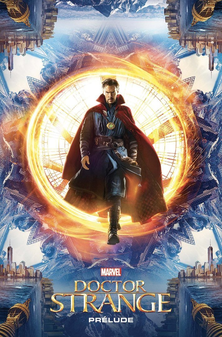 Marvel Cinematic Universe : Doctor Strange