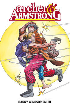 Archer And Armstrong Par Barry Windsor-smith