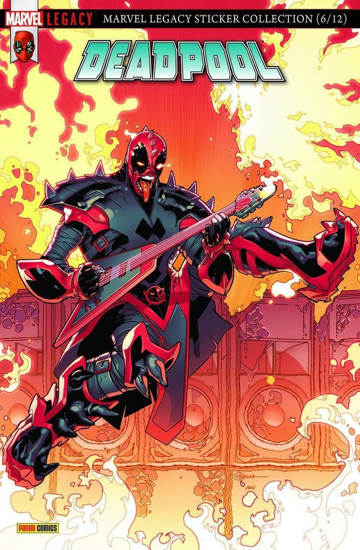 Marvel Legacy : Deadpool 2