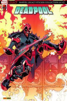 Marvel Legacy : Deadpool 2