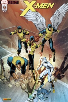 Marvel Legacy : X-men 4