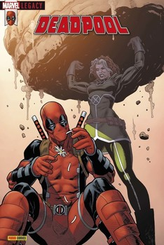 Marvel Legacy : Deadpool 4