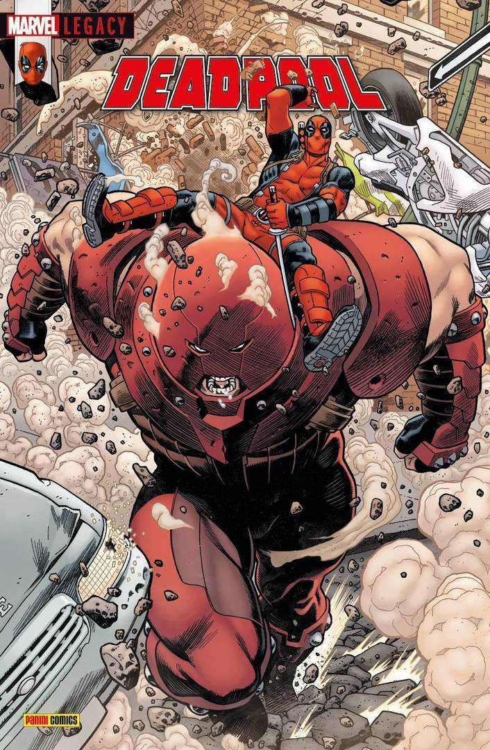 Marvel Legacy : Deadpool 6