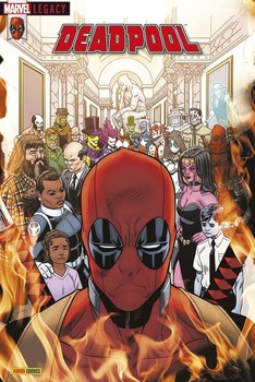 Marvel Legacy : Deadpool 7