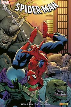 Spider-man (Fresh Start) 1