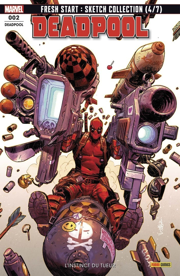 Deadpool (Fresh Start) 2
