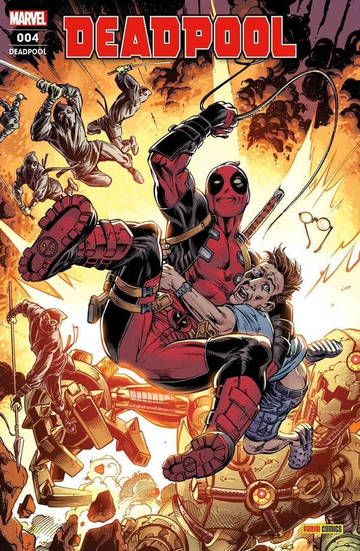 Deadpool (Fresh Start) 4