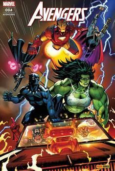 Avengers (Fresh Start) 4