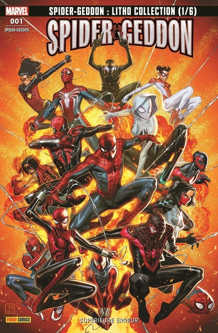 Spider-geddon (Fresh Start) 1