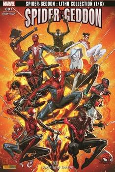 Spider-geddon (Fresh Start) 1