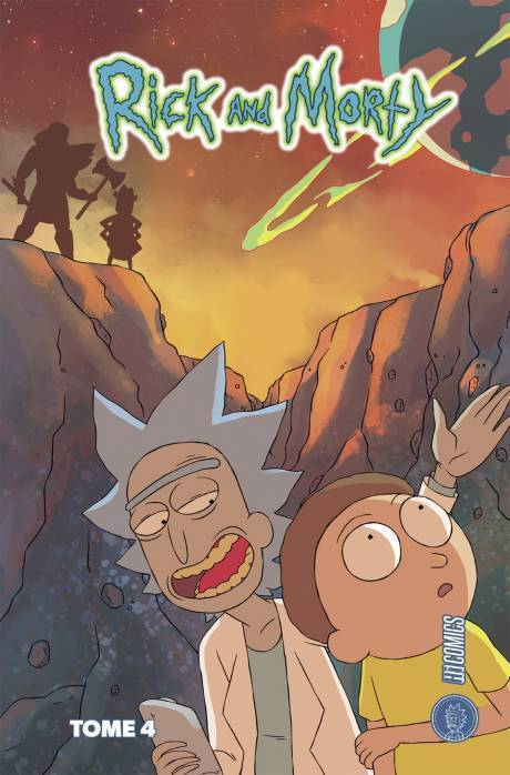 Rick & Morty Tome 4