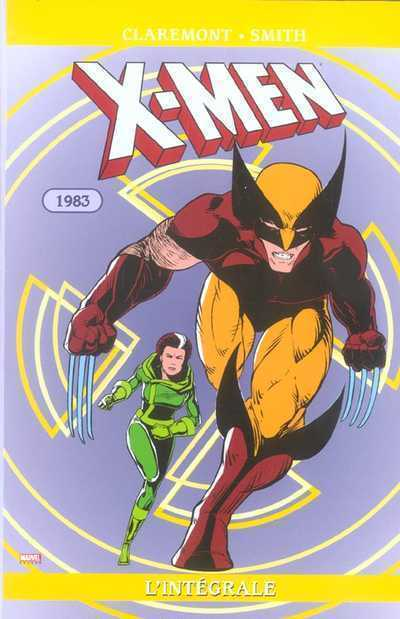 X-men : L'intégrale 1983