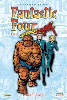 Fantastic Four Intégrale 1963