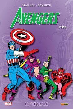 Avengers - L'intégrale 1966