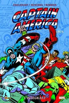 Captain America, L'integrale 1975