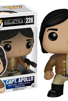 Battlestar Galactica - Captain Apollo