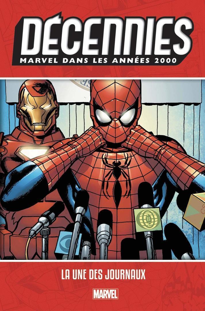 Décennies : Marvel Dans Les Années 2000