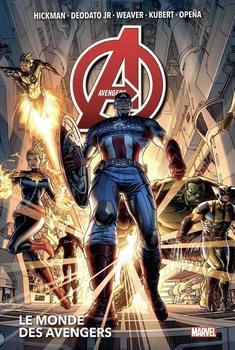 Avengers T01 : Le monde des Avengers
