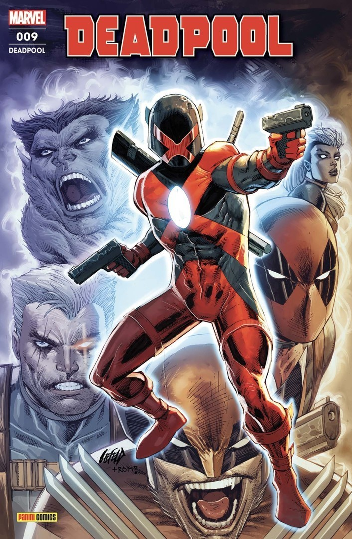 Deadpool (Fresh Start) 9