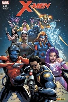 X-men (Fresh Start) 9