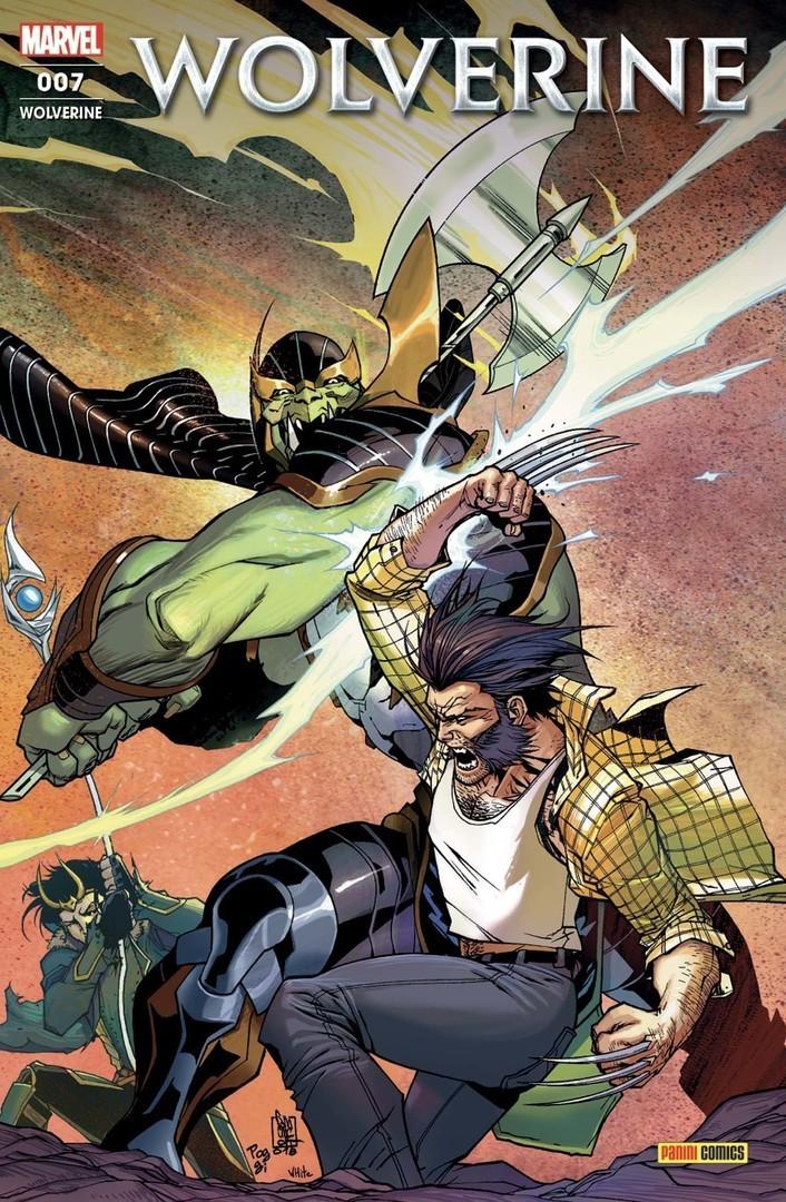 Wolverine (Fresh Start) 7