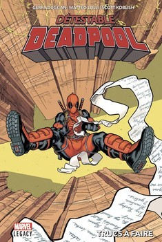 Détestable Deadpool T02