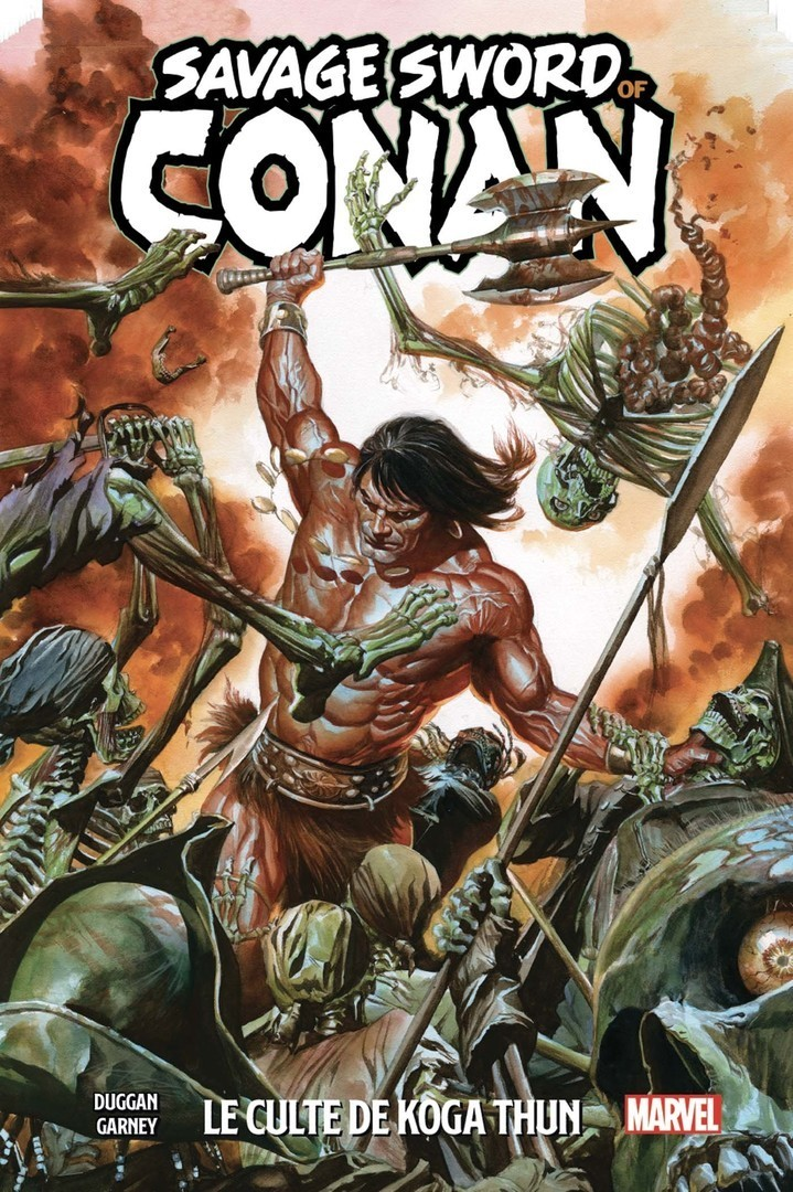 Savage Sword Of Conan : Le Culte De Koga Thun