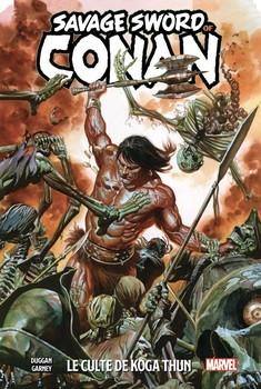 Savage Sword Of Conan : Le Culte De Koga Thun