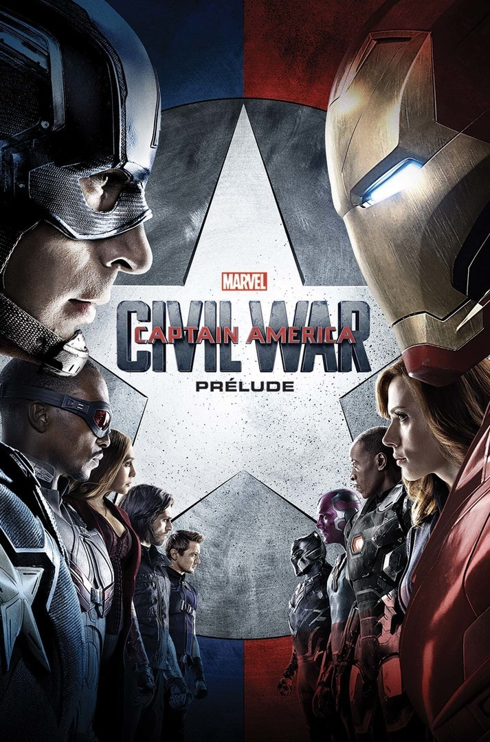 Marvel Cinematic Universe : Captain America : Civil War