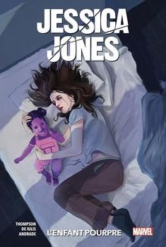 Jessica Jones : L'enfant Pourpre