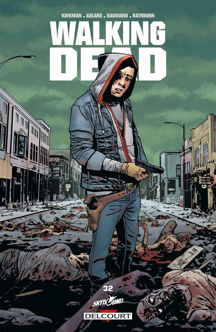Walking Dead Tome 32