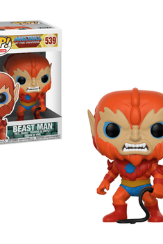 Masters of The Univers - Beast Man