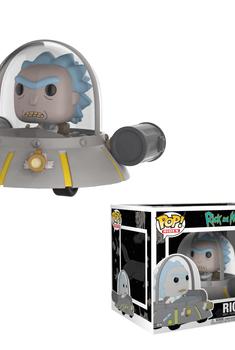 Rick and Morty - Rick's Ship