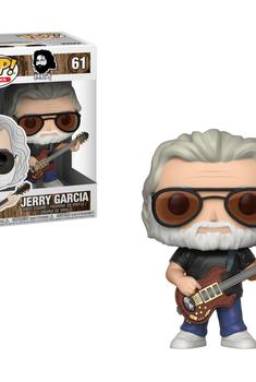 Garcia - Jerry Garcia