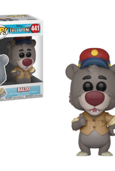 TaleSpin - Baloo Bear