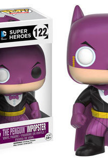 DC Super Heroes - The Pinguin Imposter