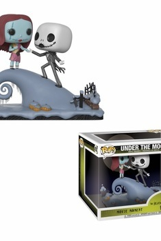 The Nightmare Before Christmas - Under The Moonlight (Movie moment)