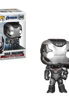 Avengers Endgame - War Machine
