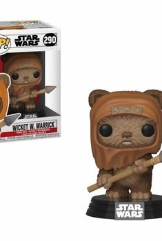 Star Wars - Wicket W. Warrick