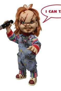 Bride of Chucky: Talking Chucky (38cm)