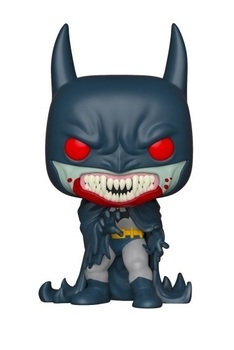 DC - BATMAN 80TH ANNIV RED RAIN BATMAN