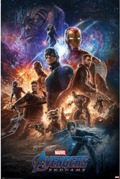 Avengers Endgame From The Ashes